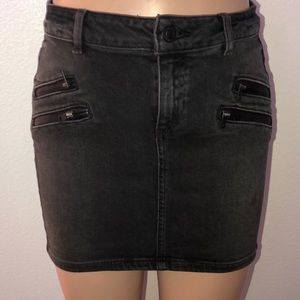Off black Guess jean skirt 💗 NWOT